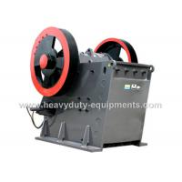Buy cheap Mining Jaw Stone Crusher Machine 620mm Feeding V - Shaped Structure Crushing Cavity from wholesalers
