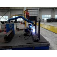 Buy cheap Mobile Welding Fume Extractor/Smoke Eater/Dust Extractor for Metal Fabrication from wholesalers