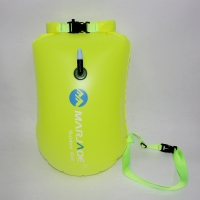 Buy cheap 0.35mm Pvc Safety Swim Buoy For Swimmers Open Water / Triathlon from wholesalers