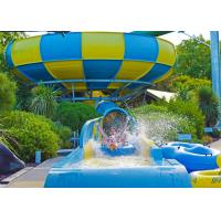 Buy cheap 140cm Guest Hight Bowl Water Slide Commercial Playground Equipment 1 Year Warranty from wholesalers