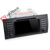 Buy cheap Mirrorlink DAB + Tuner BMW DVD GPS Navigation BMW E53 Head Unit Support 4K Video product
