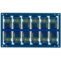 Buy cheap 4 Layer Customized PCB Electronic Circuit Board For Game Machine FR-4 / FR-4-TG170 / TG180 from wholesalers