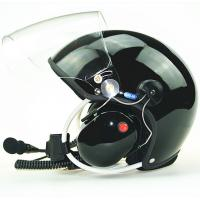Buy cheap Paramotor helmet with full headset GD-C Black from wholesalers