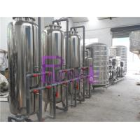 Buy cheap Drinking Water Treatment System Reverse Osmosis Membrane Water Filter Machine from wholesalers