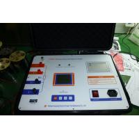 Buy cheap High Security Transformer Testing Equipment Transformer Winding Resistance Test 20A from wholesalers