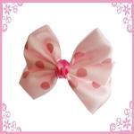 Buy cheap DOT Ribbon Bow Headband, Hair Clip from wholesalers
