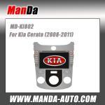 Buy cheap Manda car radio for Kia Cerato (2008-2012) Manual Air-Conditioner GPS radios auto dvd tv bluetooth from wholesalers