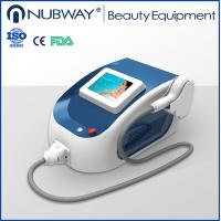 Buy cheap 12mm x 20mm big spot size portable laser hair removal machine Net weight 20kg from wholesalers