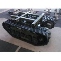 High Loading Weight Rubber Track Undercarriage with Customized Design(Length:1530mm)