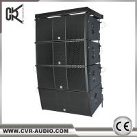 Buy cheap Active Dual 12 Inch Two-Way Line Array Sound System Outdoor Speaker from wholesalers