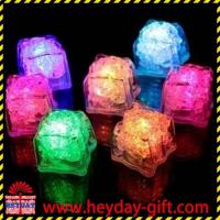 Buy cheap water submersible decorative LED ice cube light from wholesalers