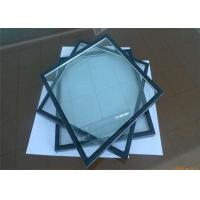 Buy cheap Double Glazed Insulated Tempered Glass / Tempered Safety Glass For Airports from wholesalers