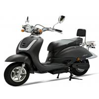 Buy cheap 1500W EEC Electric Moped Scooter 60V 28AH For Short Trip / Working from wholesalers