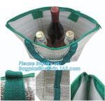 Buy cheap Non-woven laminated thermal insulation cooler bag,custom logo disposable aluminium foil insulation cooler bag BAGEASE from wholesalers