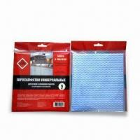 Buy cheap Non-woven Fabric Cleaning Towels with Nice Absorption, Suitable for Household Cleaning from wholesalers
