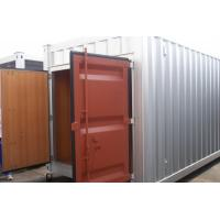 Buy cheap Movable Steel Storage Container Houses , Steel Storage Container Homes from wholesalers