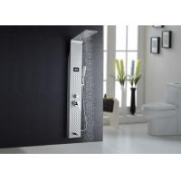 Buy cheap Pressure Balanced Thermostatic Shower Panel ROVATE Digital Temperature Display from wholesalers