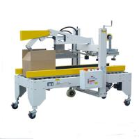 Buy cheap Good quality Carton forming machine case packer from wholesalers