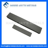 Buy cheap Tungsten Carbide Strip from wholesalers