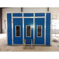 Buy cheap Spray Booth Baking Finish House for Auto  ,Suntec manufacture floor price, painting booth from wholesalers