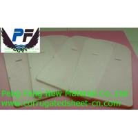 Buy cheap 4X8 polypropylene colorful corrugated Coroplast sheet from wholesalers