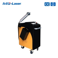 Buy cheap 100W Laser Metal Cleaner Electric Handheld Laser Rust Removal Tool from wholesalers