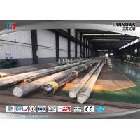 Buy cheap 34CrNiMo6 Marine Precision Forging Carbon Steel Rudder Stock Large Scale from wholesalers