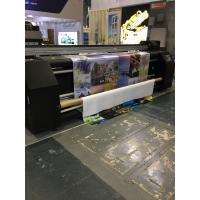 Buy cheap Indoor / Outdoor Digital Roll To Roll Printing Machine , Width 3200mm from wholesalers