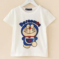Buy cheap 100% cotton cartoon printed  t-shirts for child from wholesalers
