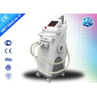 Buy cheap Ipl Elight Rf Nd Yag / Laser Hair Removal Tattoo Removal Beauty Machine from wholesalers