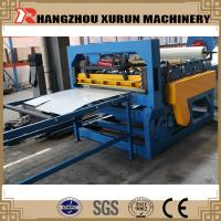 Buy cheap 0.25 - 1.00 Steel Sheet Cut to Length and Slitting Machine C Z Purlin Roof Wall Panel Roll Forming Machine from wholesalers