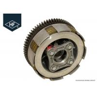 Buy cheap 4 Column Honda Cg 125 Engine Parts , Dirt Bike Clutch Assembly With Friction Pressure Plate from wholesalers