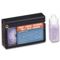 Buy cheap Video Camera Recorder VHS-C Head Cleaner, Comes with Cleaning Liquid from wholesalers