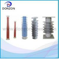 Buy cheap High Tensile Strength Solid 36kv Silicone Insulator from wholesalers