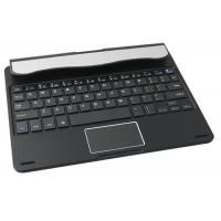 Buy cheap Touch-pad ABS Wireless Bluetooth Keyboard , Aluminium Alloy Samsung PC Keyboard from wholesalers
