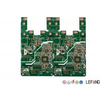 Buy cheap Medical Apparatus Multilayer Printed Circuit Board fabrication 1.2 Mm OSP 94V0 from wholesalers