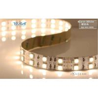 Buy cheap 5050 Double Row 3000K 12V Flexible LED Strip Lights With CE / RoHs Listed from wholesalers