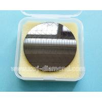 Buy cheap PCD cutting tool blank disc for diamond tool inserts tips or nibs from wholesalers