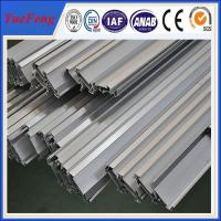 Buy cheap high quality aluminium extrusion profile,tubing industrial aluminium profiles product