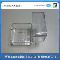 Buy cheap Transparent Plastic Injection Industrial Plastic Parts Rapid Prototyping Service product