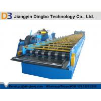 Buy cheap Low Noise Floor Deck Roll Forming Machine With Warrant Quality , Exquisite Workmanship from wholesalers