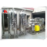 Buy cheap Beverage Water Treatment Machine , Drinking Water Treatment Plant High Safety from wholesalers
