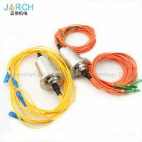 Buy cheap 4 Channel 1000rpm Fiber Optic Rotary Joint FORJS from wholesalers