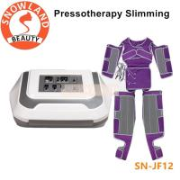 Buy cheap Top Quality Far Ingrared Pressotherapy Air Wave Pressure Body Detox Lymph Beauty Massage Slimming Machine from wholesalers