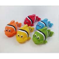 Buy cheap Multi Color Floating Vinyl Finding Nemo Bath Toys For Baby Fun / Gifts from wholesalers