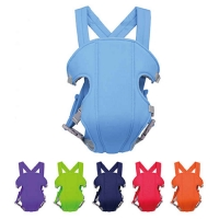 Buy cheap Adjustable Double Sided Stitching Ergonomic Baby Carrier from wholesalers