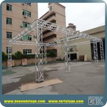 Buy cheap Outdoor Concert Spigot Truss/Aluminum Truss Roof Tent/Truss system/ Truss structure/290*290 truss projects from RK from wholesalers