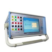 Buy cheap Three Phase Secondary Current Injection Test Set With Current / Voltage Source from wholesalers