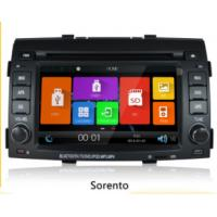 Buy cheap 9 Inch High Definition Stereo Kia DVD Player , Kia Sorento GPS Multimedia Navigation from wholesalers