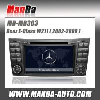 Buy cheap 2 Din Touch Screen Car Dvd Radio Player for Mercedes BENZ E-W211 CLS W219 CLK W209 from wholesalers